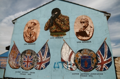 Shankill Road, Belfast