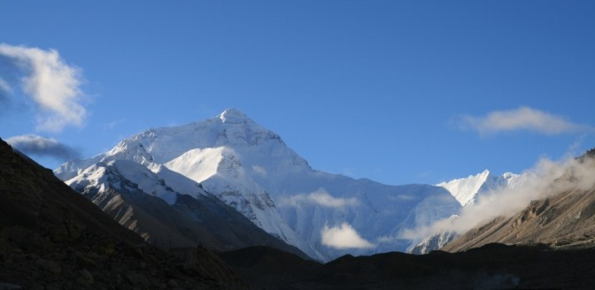 Everest Base Camp, 26/9 2008