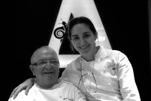 My favorite chefs, Juan Mari & Elena Arzak