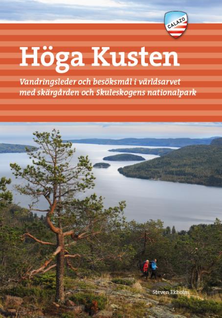 Min bok om vandring i Höga Kusten